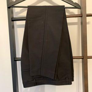 RW&Co Modern Chic Slim Ankle Pant in Black